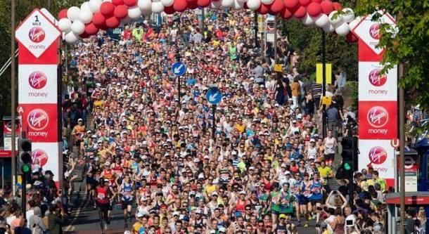 Maratona Calendario 2020.Maratona Di Londra 42k Virgin London Marathon 26