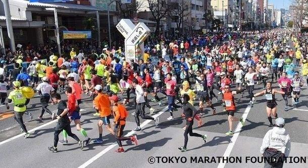 Calendario Mezze Maratone 2020 Italia.Maratona Di Tokyo 2020 42k Tokyo Marathon 2020 01