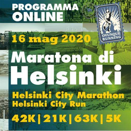 Calendario Gare Podistiche 2020.Ovunque Running Maratona New York Boston Londra Berlino
