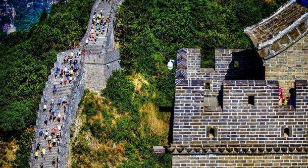 THE GREAT WALL MARATHON | 42K,21K,10K - Maratona della ...