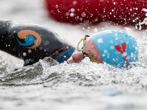 DUBLIN CITY TRIATHLON 2014