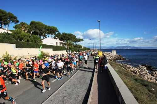 FRENCH RIVIERA MARATHON Nice-Cannes 2014