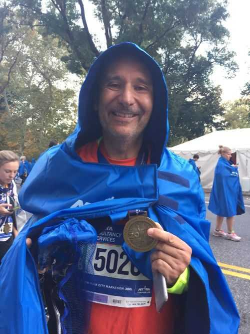 TCS NEW YORK CITY MARATHON | 42K 2015