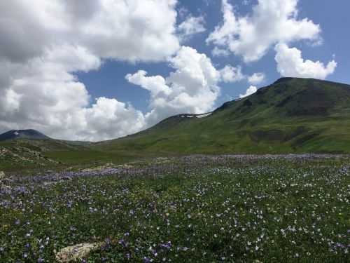 TREKKING IN ARMENIA 2016