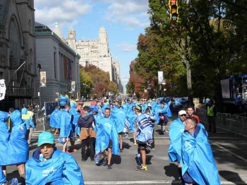 TCS NEW YORK CITY MARATHON 2017l 2016