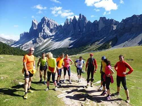 STAGE RUNNING SULLE DOLOMITI | Settembre 2016