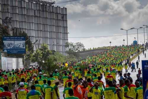 GREAT ETHIOPIAN RUN | 10K 2017