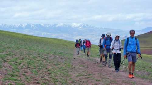 TREKKING IN LADAKH | CHANGTANG 2017