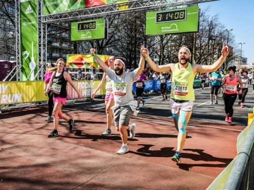 Calendario Mezze Maratone Europa.Mezza Maratona Di Berlino 21k Generali Berlin Half