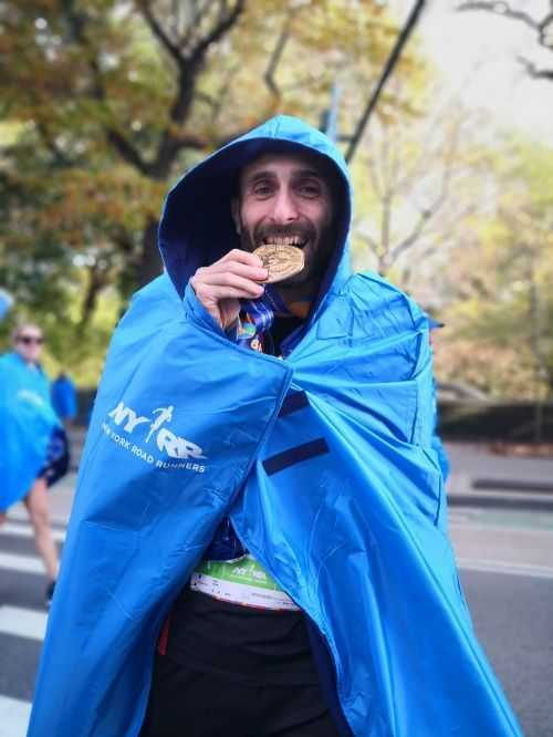 NEW YORK CITY MARATHON 2020 | 42K